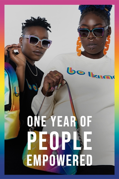 ONE YEAR OF PEOPLE EMPOWERED