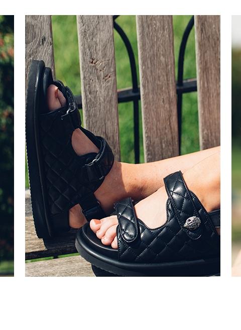 Black Orson Sandals. Shop - Sandals