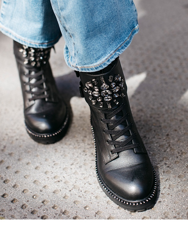Soot Boots.