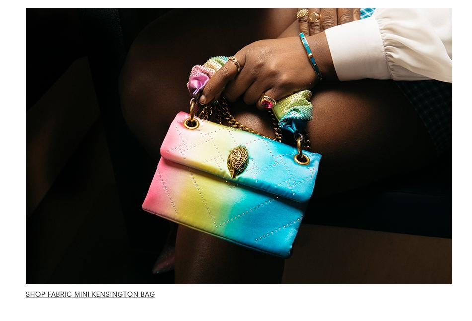 Shop Fabric Mini Kensington Bag
